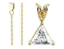 View our large collection of Diamond Pendants