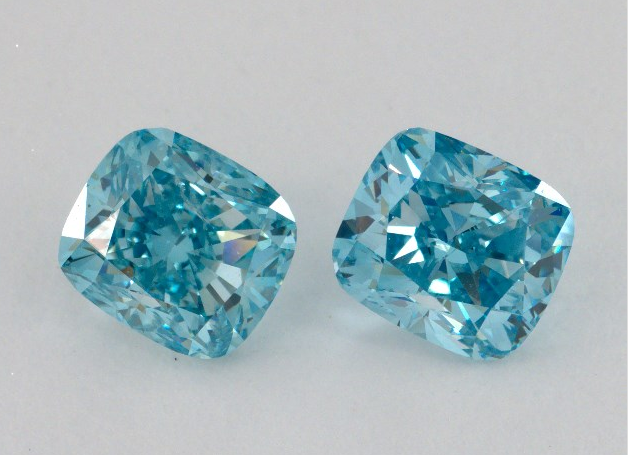 diamond colored ebt irradiated irradiation diamonds