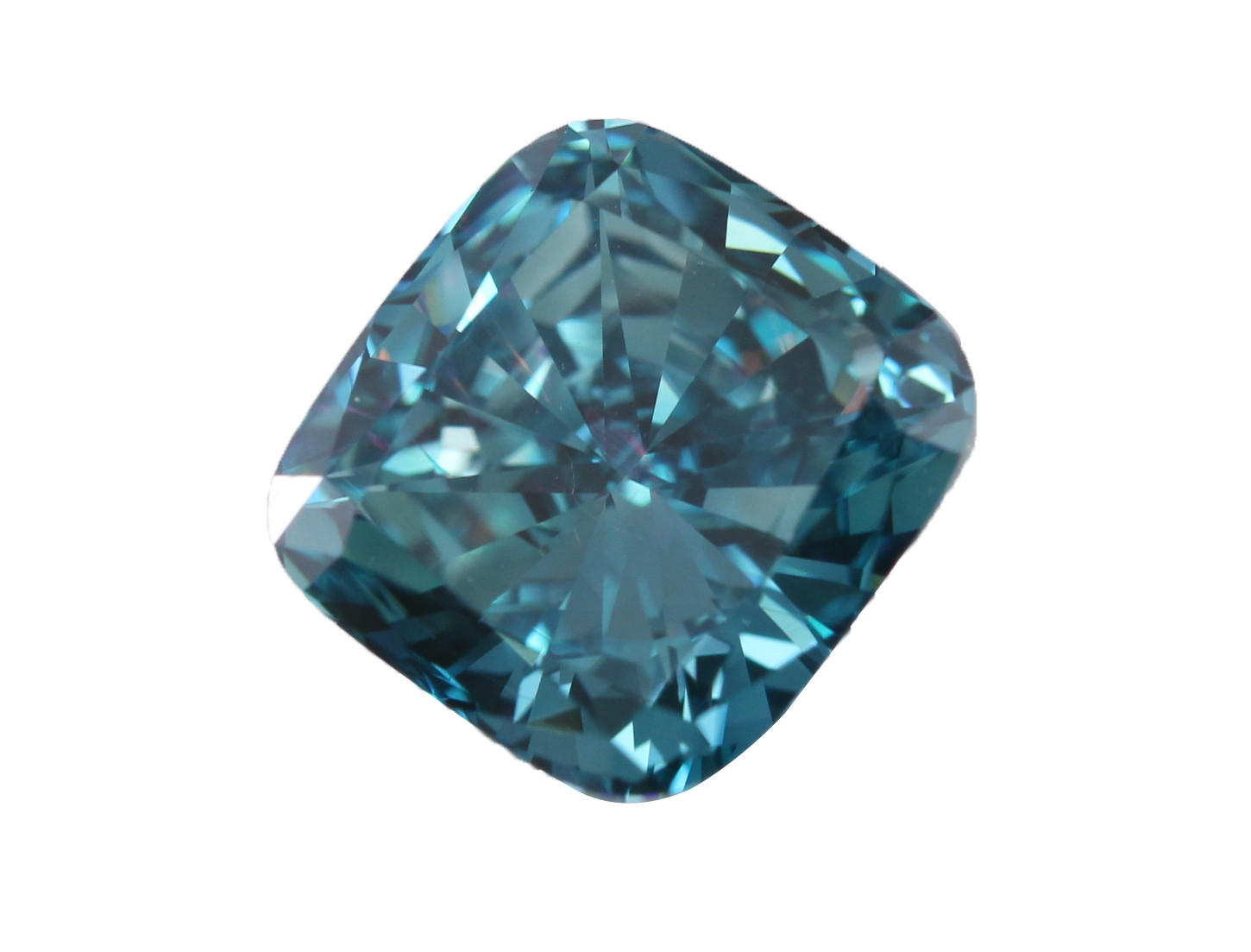 fancy diamond empress loose bhp ct ebay irradiated pear mcu blue