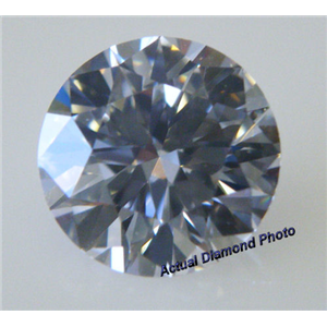 Round Cut Loose Diamond (1.03 Ct, E(HPHT Color Treated) ,IF) GIA Certified