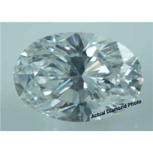 Oval Cut Loose Diamond (1.07 Ct, D(HPHT Color Treated) ,IF) GIA Certified