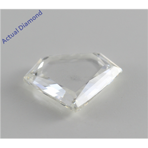Shield Cut Loose Diamond (1.27 Ct, J, VVS2) GIA Certified