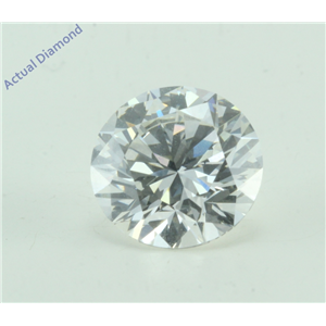 Round Cut Loose Diamond (2.51 Ct, G(HPHT Color Treated) Color, VVS1 Clarity) GIA Certified