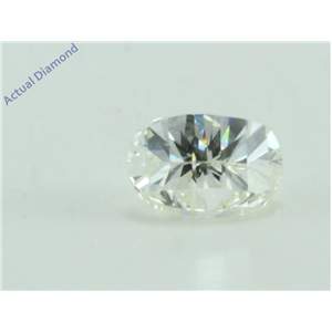 Oval Millennial Sunrise (Limited Edition) Cut Loose Diamond (0.66 Ct, I Color, SI2 Clarity)