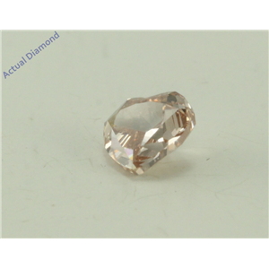 Heart Cut Loose Diamond (0.24 Ct, Natural Fancy Brown Pink Color, VS2 Clarity) GIA Certified