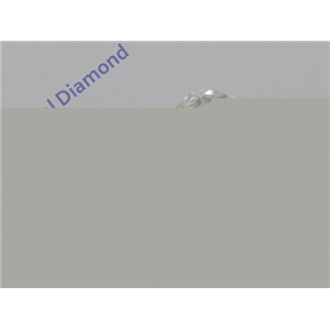 Heart Cut Loose Diamond (0.28 Ct, I Color, VVS2 Clarity)