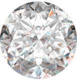 Traditional 1.5Ct Loose Round White Diamond, VS3 Clarity, EGL Certified