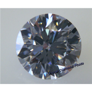 Round Cut Loose Diamond (1.01 Ct, E(HPHT Color Treated) ,VVS2) GIA Certified