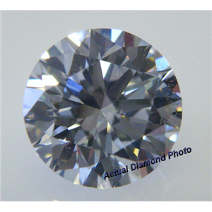 Round Cut Loose Diamond (1.05 Ct, D(HPHT Color Treated) ,VVS1) GIA Certified