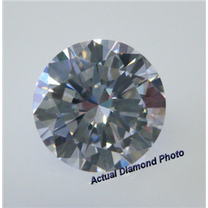 Round Cut Loose Diamond (1.17 Ct, E(HPHT Color Treated) ,VVS1) GIA Certified