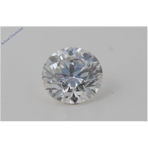 Round Cut Loose Diamond (1.05 Ct, G Color, VS1(Clarity Enhanced) Clarity) EGL Certified