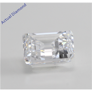 Emerald Cut Loose Diamond (1.03 Ct, D, VVS1) GIA Certified