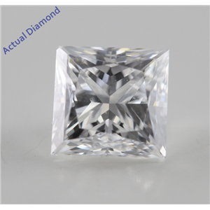 Princess Cut Loose Diamond (1.01 Ct, F, VVS2) GIA Certified