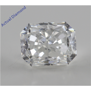 Radiant Cut Loose Diamond (0.81 Ct, G, VS1) GIA Certified