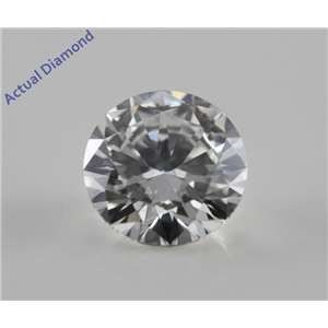 Round Cut Loose Diamond (1 Ct, G, VVS2) GIA Certified