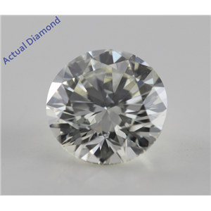 Round Cut Loose Diamond (1.04 Ct, H, VS2) IGL Certified