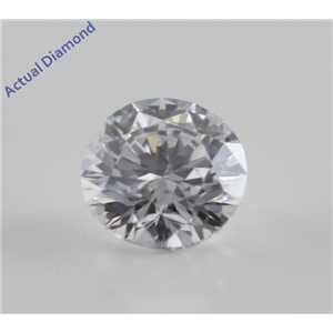 Round Cut Loose Diamond (1.17 Ct, D, VS1(Clarity Enhanced)) IGL Certified