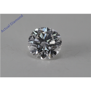 Round Cut Loose Diamond (0.47 Ct, E Color, VS1 Clarity) GIA Certified