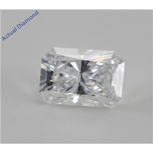 Radiant Cut Loose Diamond (0.7 Ct, d, VVS1) WGI Certified