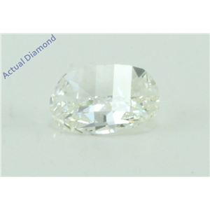Oval Millennial Sunrise (Limited Edition) Cut Loose Diamond (0.6 Ct, I Color, VS2 Clarity)