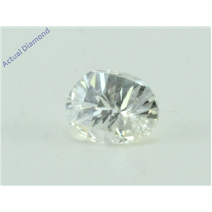 Oval Millennial Sunrise (Limited Edition) Cut Loose Diamond (0.6 Ct, I Color, SI1 Clarity)