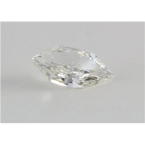 Marquise Duchess Cut Loose Diamond (0.7 Ct, I Color, si1 Clarity) IGL Certified