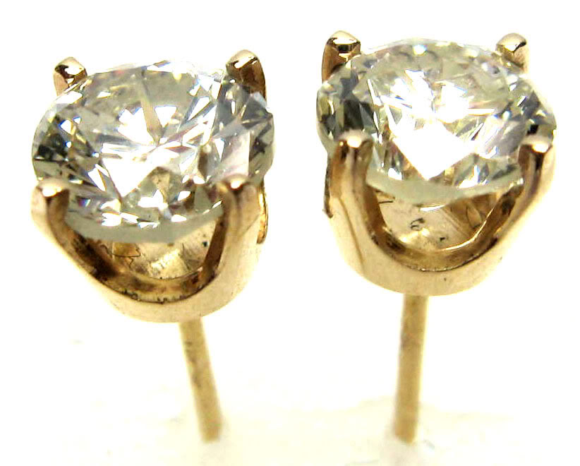retail collections in grande gold earrings white cts color all diamond g stud products carat h studs