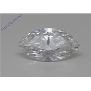 Marquise Cut Loose Diamond 1.01 Ct,F Color,SI2 Clarity GIA Certified