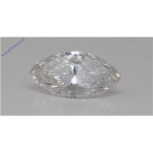 Marquise Cut Loose Diamond (1 Ct,G Color,VS1 Clarity) GIA Certified