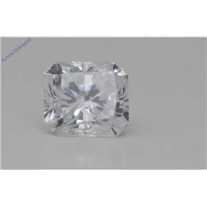 Radiant Cut Loose Diamond (1.01 Ct,F Color,VS1 Clarity) GIA Certified