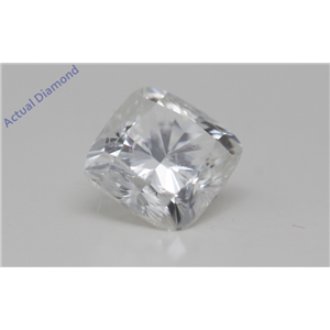 Cushion Cut Loose Diamond (1 Ct,F Color,VS2(Clarity Enhanced) Clarity) IGL Certified