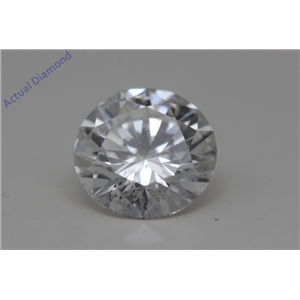 Round Cut Loose Diamond (1.03 Ct,E Color,SI1(Clarity Enhanced) Clarity) IGL Certified