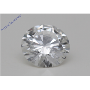 Round Cut Loose Diamond (1.01 Ct,F Color,VS2(Clarity Enhanced) Clarity) IGL Certified