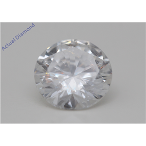 Round Cut Loose Diamond (1 Ct,E Color,SI2(Clarity Enhanced) Clarity) IGL Certified