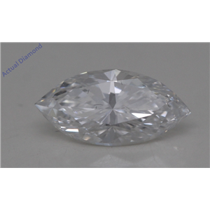 Marquise Cut Loose Diamond (1 Ct,E Color,VVS1 Clarity) GIA Certified