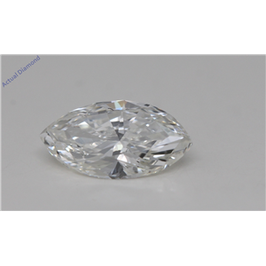 Marquise Cut Loose Diamond (1 Ct,H Color,VVS2 Clarity) GIA Certified