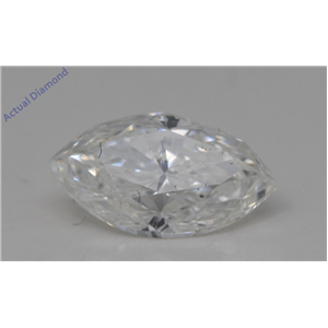 Marquise Cut Loose Diamond (1.03 Ct,G Color,VS2 Clarity) GIA Certified