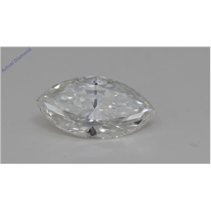 Marquise Cut Loose Diamond (1.12 Ct,I Color,VVS1 Clarity) GIA Certified