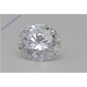 Round Cut Loose Diamond (0.56 Ct,G Color,IF Clarity) GIA Certified