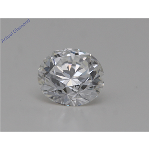 Round Cut Loose Diamond (0.7 Ct,H Color,IF Clarity) GIA Certified