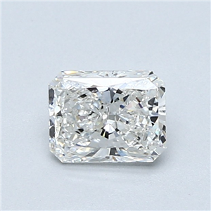 Radiant Cut Loose Diamond (0.7 Ct,G Color,Vs1 Clarity) Gia Certified
