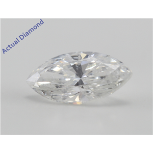 Marquise Cut Loose Diamond (0.9 Ct, E, SI2) IGL Certified