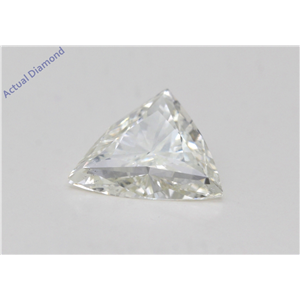 Triangle Cut Loose Diamond (1.09 Ct,G Color,Vs1 Clarity) Igl Certified