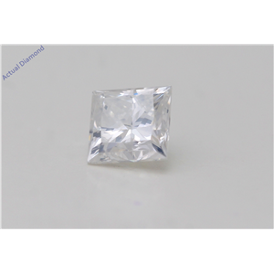 Princess Cut Loose Diamond (0.7 Ct,F Color,Si1 Clarity) Igl Certified
