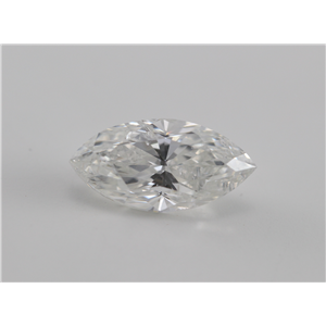 Marquise Cut Loose Diamond (1.03 Ct, H, I1)