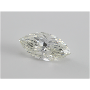 Marquise Cut Loose Diamond (1.57 Ct, J, VS2) GIA Certified