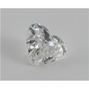 Heart Cut Loose Diamond (1.32 Ct, H, VS2) GIA Certified