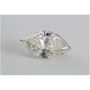 Marquise Cut Loose Diamond (3.32 Ct, I, I1(Laser Drilled)) GIA Certified