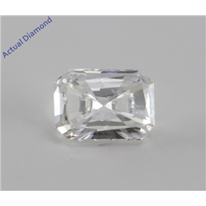 Radiant Cut Loose Diamond (0.48 Ct, I, VS1) GIA Certified