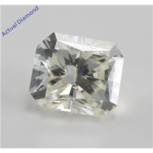 Radiant Cut Loose Diamond (1.16 Ct, H, SI1) IGL Certified